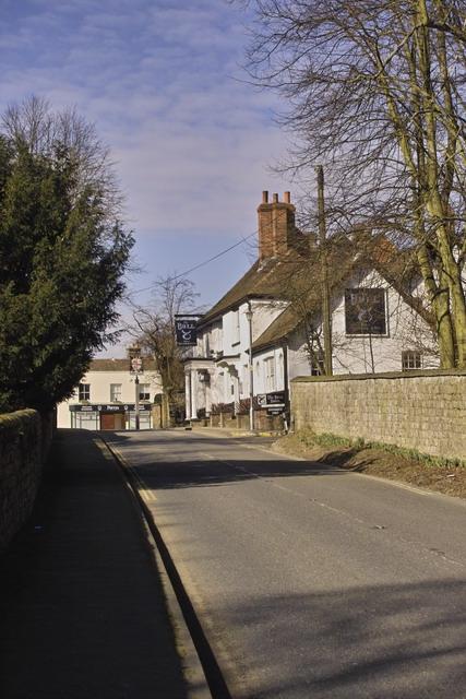 The Bull Hotel, Wrotham, Kent