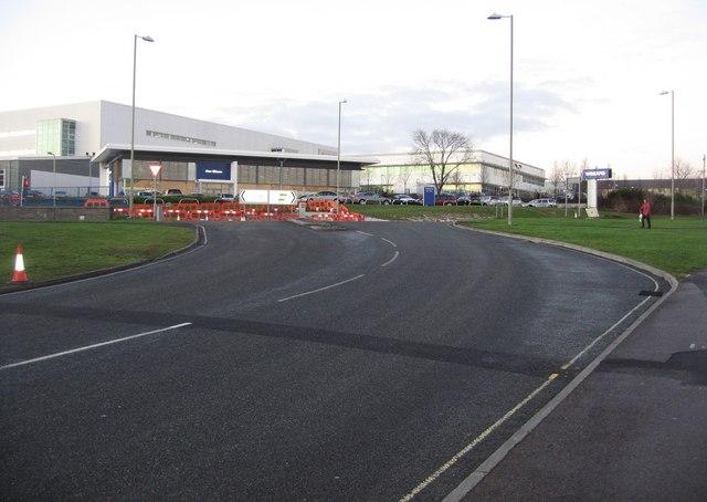 Volvo - Houndmills Road