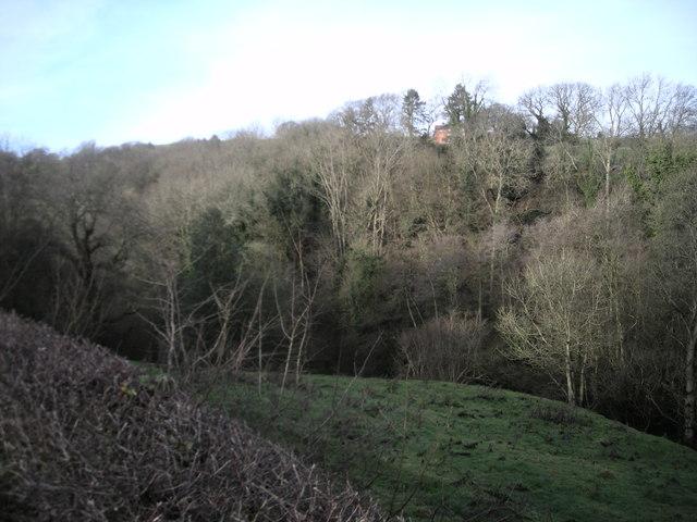 Whitton Grange from Causebeach lane