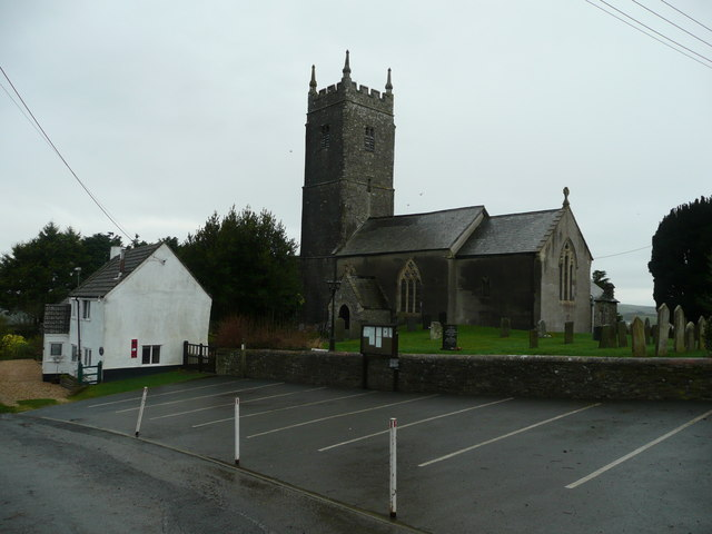 St. Mary Magdalene's church, Huntshaw