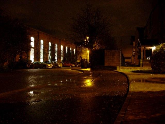 Centenary Court, Clydebank