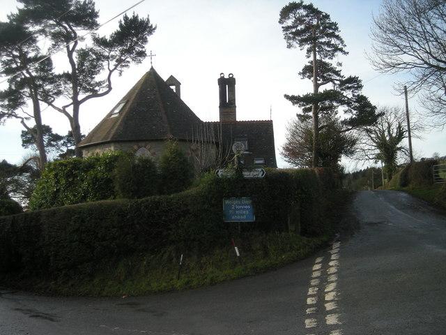 Converted church at Rowley