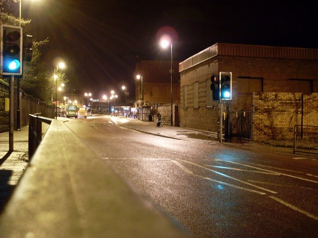 Chalmers Street, Clydebank