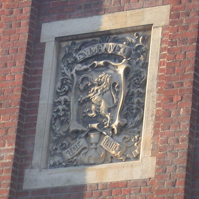 The Chalice stone, St Andrew's Street