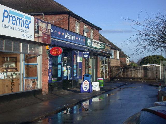 Histon Road Post Office
