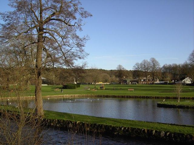 Colliston Park