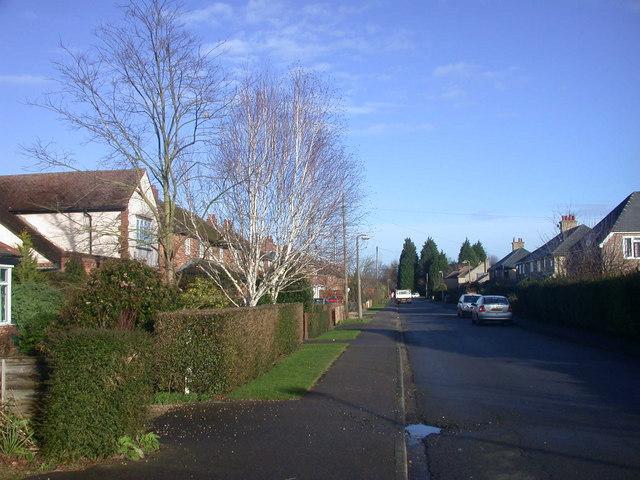 South Road, Impington