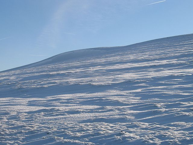 Slopes of Carn na Caim
