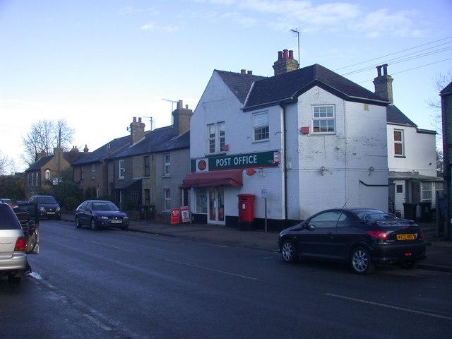 Impington Post Office