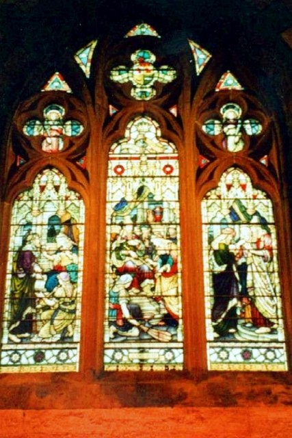 Flora MacDonald memorial window