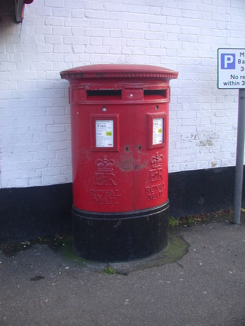 Double post box