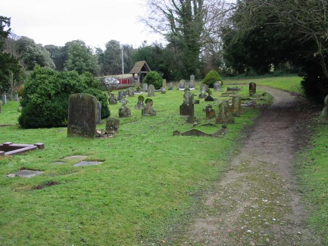 Churchyard at Betteshanger