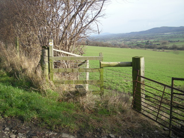 Another Shropshire 'Right of Way'