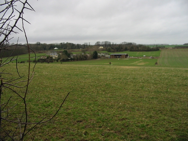 View of Minacre Farm