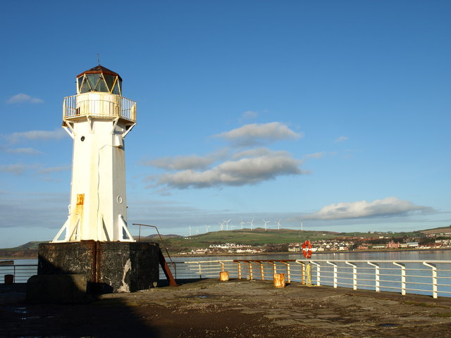 Ardrossan Harbour