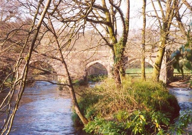 Respryn Bridge, St Winnow