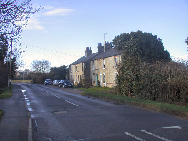 Houses on Milton Road