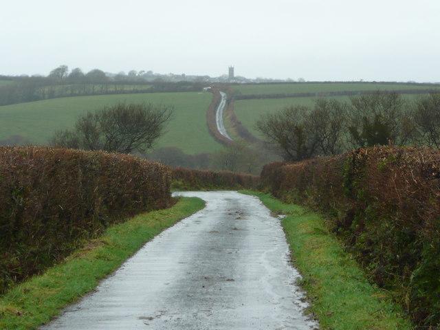 Devon lanes
