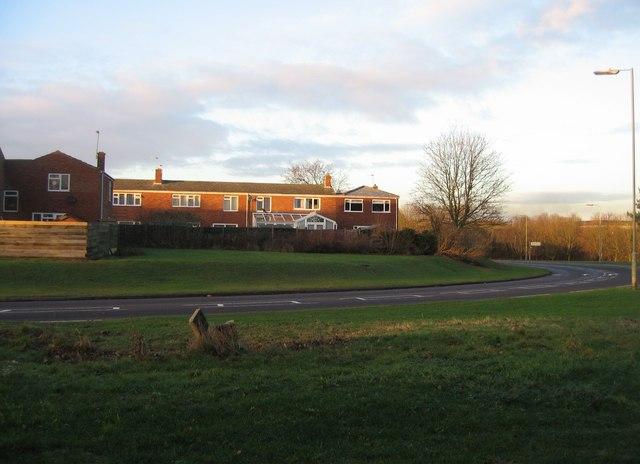 Corner of Winklebury Way