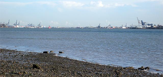 Ports panorama