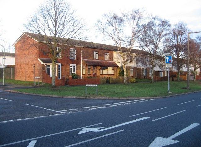 Dover Close & Winklebury Way