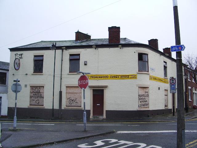 The Frenchwood, Avenham Lane, Preston