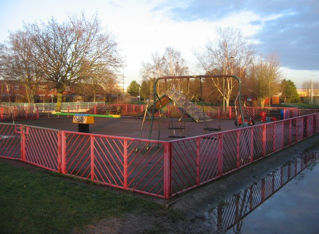 Playground - Winklebury playing fields