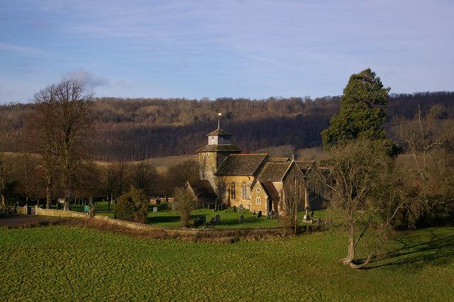 Church of St John the Evangelist, Wotton