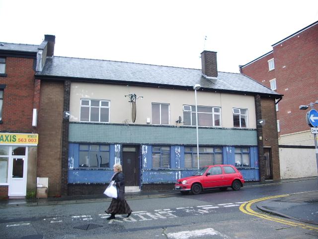 The Balmoral, Manchester Road, Preston