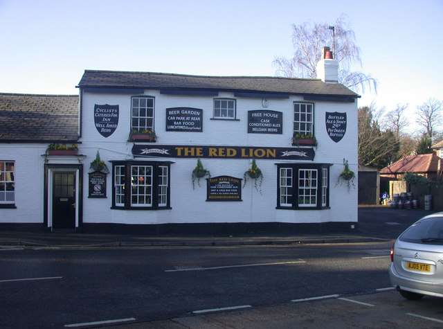 The Red Lion, Histon
