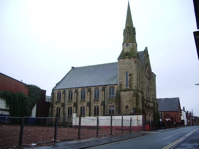 Seventh-Day Adventist Church, Grimshaw Street, Preston