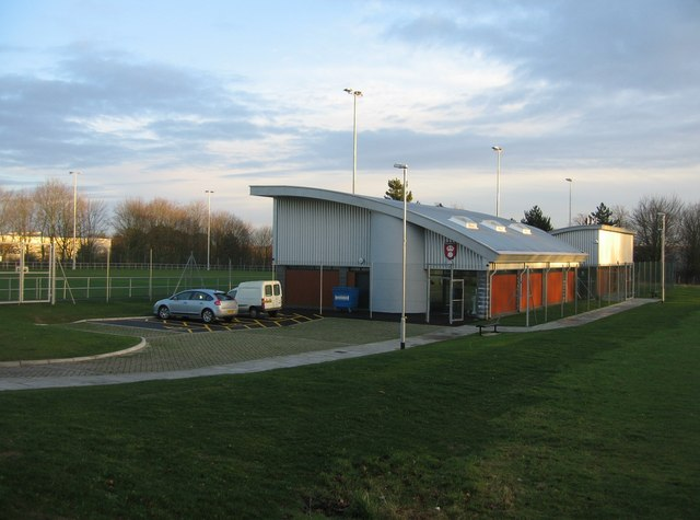 North Hants FA & new soccer pitch