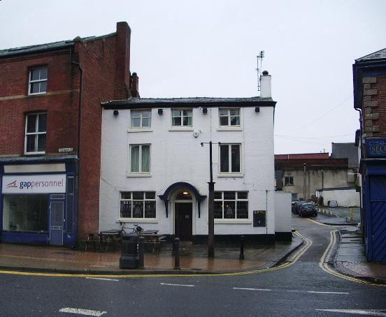 Ye Olde Blue Bell, Church Street, Preston