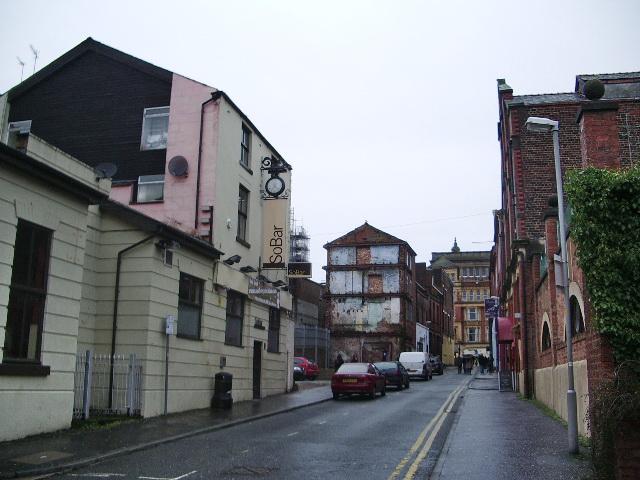 Avenham Street, Preston