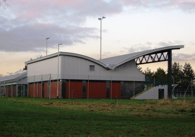 FA pavilion - Winklebury playing fields