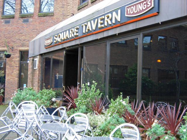 Square Tavern, Tolmers Square