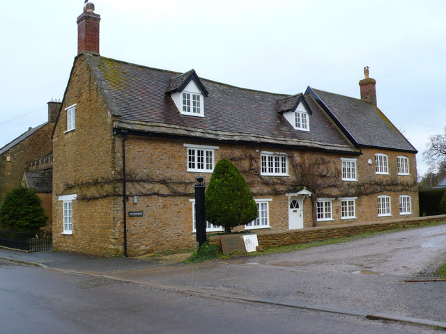 The Vine House, Nether Compton