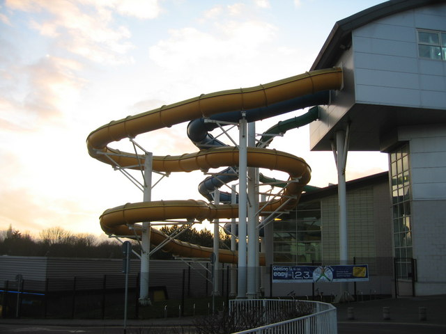 The Three Flumes
