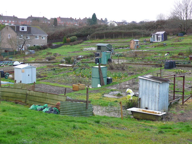 Allotments, Yeovil