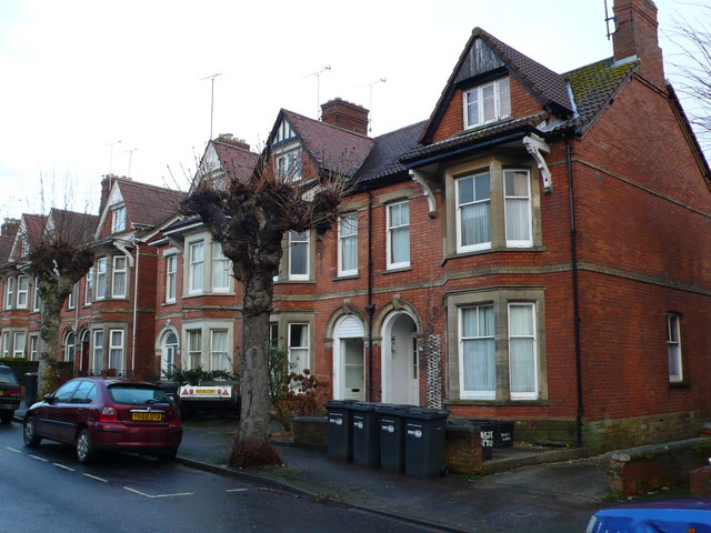 Victorian Terraced Houses, Yeovil