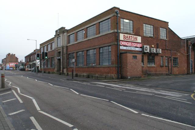 Barton House, Chilwell