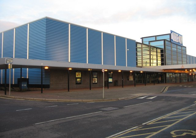 Once a 'Vue' now an Odeon