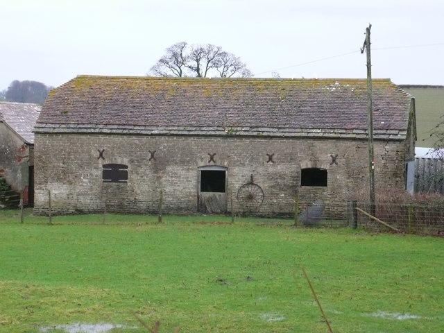 Old Barn near Cosmore, Dorset