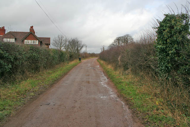 Swingate Lane, Strelley