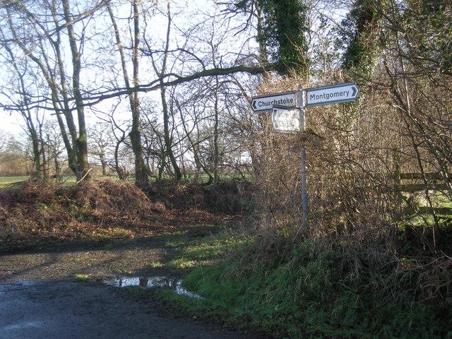 Cross House junction