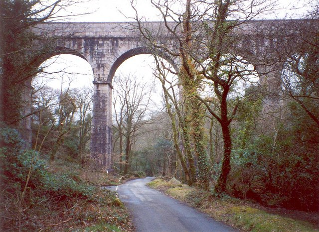 Viaduct, Luxulyan