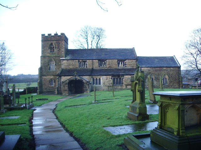 Parish Church of St James, Altham