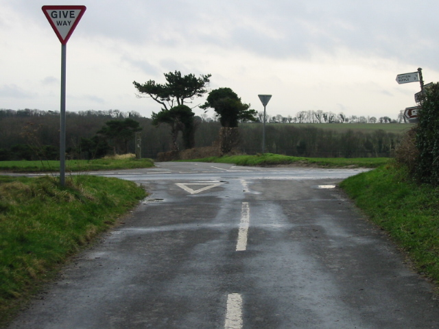 Crossroads on Forge Lane