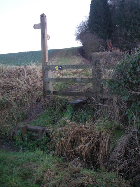 'Shropshire Way' to Bishops Castle