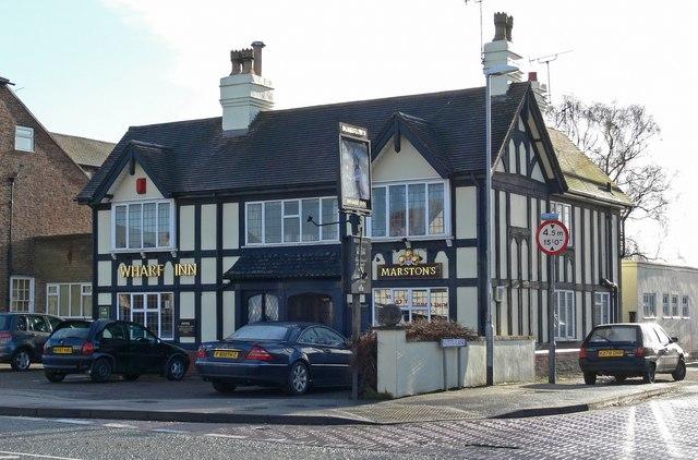Wharf Inn, Hinckley